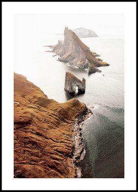 Faroe Islands Plakat