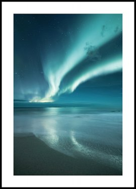 Northern Lights Plakat